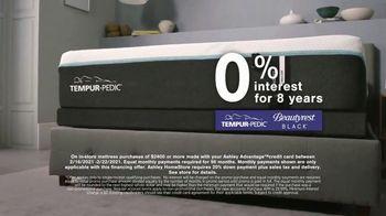 Ashley HomeStore Presidents Day Mattress Marathon TV Spot, 'Extended: 0% Interest' - Thumbnail 4