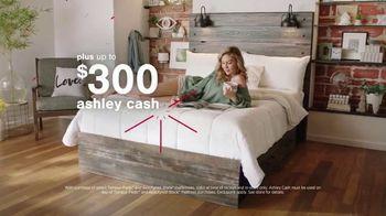 Ashley HomeStore Presidents Day Mattress Marathon TV Spot, 'Extended: 0% Interest' - Thumbnail 8