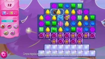 Candy Crush Saga TV Spot, 'Gana recompensas mágicas' canción de Dean Martin [Spanish] - Thumbnail 5