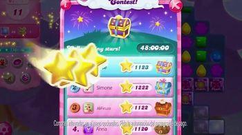 Candy Crush Saga TV Spot, 'Gana recompensas mágicas' canción de Dean Martin [Spanish] - Thumbnail 6