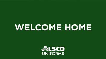 Alsco Uniforms TV Spot, 'Welcome Home' - Thumbnail 9