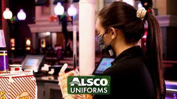 Alsco Uniforms TV Spot, 'Welcome Home' - Thumbnail 3
