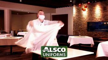 Alsco Uniforms TV Spot, 'Welcome Home' - Thumbnail 5