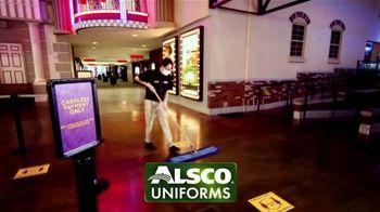 Alsco Uniforms TV Spot, 'Welcome Home' - Thumbnail 6