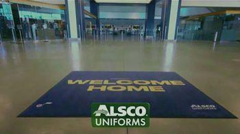 Alsco Uniforms TV Spot, 'Welcome Home' - Thumbnail 8