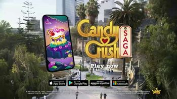 Candy Crush Saga TV Spot, 'Next-Level Crushing' Song by Dean Martin - Thumbnail 8