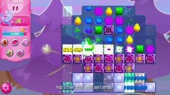 Candy Crush Saga TV Spot, 'Next-Level Crushing' Song by Dean Martin - Thumbnail 5