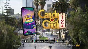 Candy Crush Saga TV Spot, 'Next-Level Crushing' Song by Dean Martin - Thumbnail 7