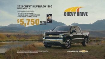 Chevrolet Presidents Day Chevy Drive Event TV Spot, 'Just Better: Home Sweet Home' [T2] - Thumbnail 5
