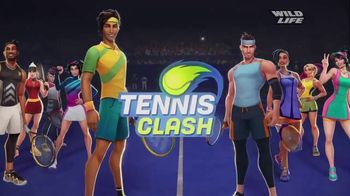 Tennis Clash TV Spot, 'Jonah vs. Kaito'