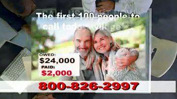 Call the Tax Doctor TV Spot, 'Free Back Taxes Advice' - Thumbnail 7