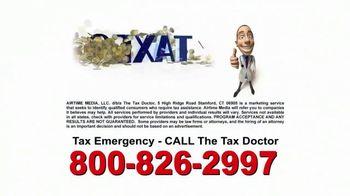 Call the Tax Doctor TV Spot, 'Free Back Taxes Advice' - Thumbnail 9