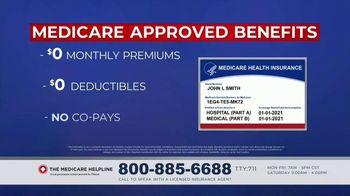 The Medicare Helpline TV Spot, 'Additional Approved Medicare Benefits' - Thumbnail 3