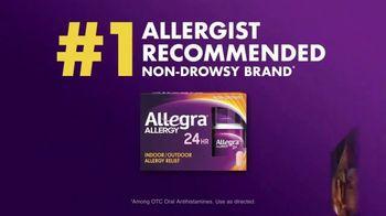 Allegra TV Spot, 'Millions of People: Children's Allergy' - Thumbnail 3