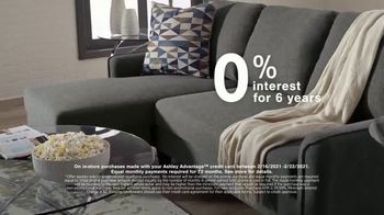 Ashley HomeStore Presidents Day Sale TV Spot, 'Extended: No Interest for Six Years' - Thumbnail 6