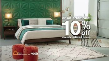 Ashley HomeStore Presidents Day Sale TV Spot, 'Extended: No Interest for Six Years'