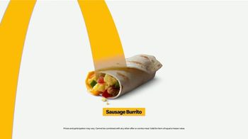 McDonald's TV Spot, 'The You Get the Baby, I'll Get the Breakfast Meal: BOGO for $1' - Thumbnail 9