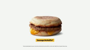 McDonald's TV Spot, 'The You Get the Baby, I'll Get the Breakfast Meal: BOGO for $1' - Thumbnail 7