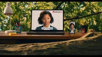 TurboTax Live TV Spot, 'Tree House' - Thumbnail 8