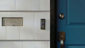 Ring Video Doorbell Wired TV Spot, 'Reinvented the Doorbell'