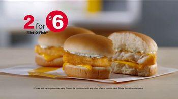 McDonald's Filet-O-Fish TV Spot, 'Already Gone' - Thumbnail 8