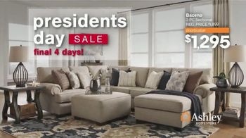 Ashley HomeStore Presidents Day Sale TV Spot, 'Final Four Days: Save Up to 50% Off Doorbusters' - Thumbnail 2