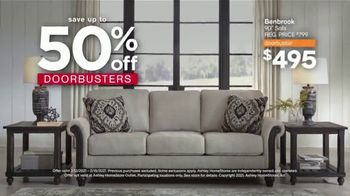 Ashley HomeStore Presidents Day Sale TV Spot, 'Final Four Days: Save Up to 50% Off Doorbusters' - Thumbnail 4