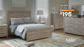 Ashley HomeStore Presidents Day Sale TV Spot, 'Final Four Days: Save Up to 50% Off Doorbusters' - Thumbnail 5