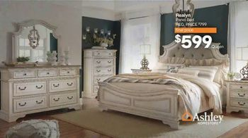 Ashley HomeStore Presidents Day Sale TV Spot, 'Final Four Days: Save Up to 50% Off Doorbusters' - Thumbnail 6