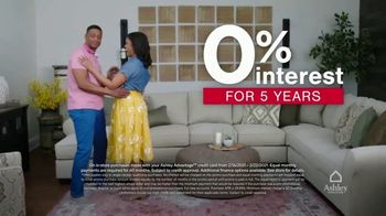 Ashley HomeStore Presidents Day Sale TV Spot, 'Final Days: 20% Off' - Thumbnail 5