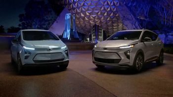 2022 Chevrolet Bolt TV Spot, 'Magic is Electric' Song by Bob Marley [T1] - Thumbnail 9