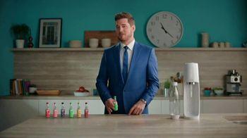 SodaStream bubly Drops TV Spot, 'Michael Bublé Makes Fresh Sparkling Water' - Thumbnail 8