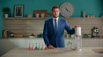 SodaStream bubly Drops TV Spot, 'Michael Bublé Makes Fresh Sparkling Water' - Thumbnail 9