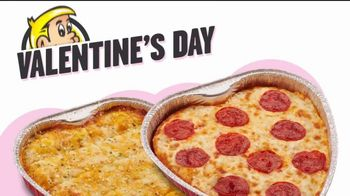 Hungry Howie's Heart-Shaped Pizza TV Spot, 'Valentine's Day: Irresistible' - Thumbnail 7