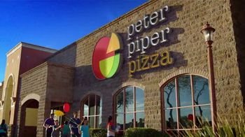 Peter Piper Pizza Way Bigger for a Buck Deal TV Spot, 'Share Even More' - Thumbnail 7