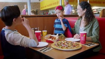Peter Piper Pizza Way Bigger for a Buck Deal TV Spot, 'Share Even More' - Thumbnail 2