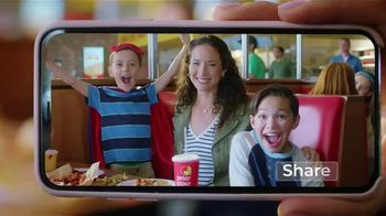 Peter Piper Pizza Way Bigger for a Buck Deal TV Spot, 'Share Even More'