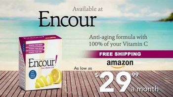 YourEncour Encour! TV Spot, 'Anti-Aging Benefits: $29.99' - Thumbnail 9
