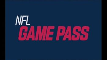 NFL Game Pass TV Spot, 'Football When You Want: Free Trial' - Thumbnail 8