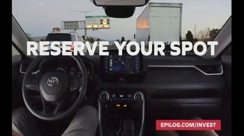 Epilog AI TV Spot, 'Self-Driving Is Here'