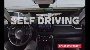 Epilog AI TV Spot, 'Self-Driving Is Here'