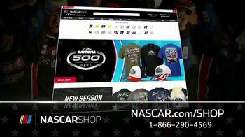 NASCAR Shop TV Spot, 'Daytona 500 Collection' - Thumbnail 7