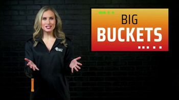 DraftKings TV Spot, 'Million Dollar Hoops: Baskets Into Bread' - Thumbnail 2