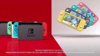 Nintendo Switch TV Spot, 'Nintendo Switch My Way: Weekend Getaway' - Thumbnail 10
