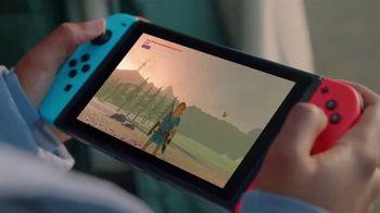 Nintendo Switch TV Spot, 'Nintendo Switch My Way: Weekend Getaway'