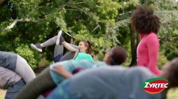 Zyrtec-D TV Spot, 'Awkward Positions' - Thumbnail 3