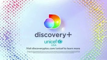 Discovery+ TV Spot, 'Help Save Lives: UNICEF' - Thumbnail 9