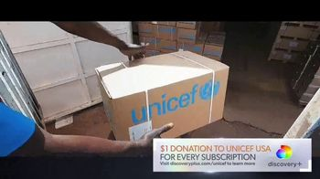 Discovery+ TV Spot, 'Help Save Lives: UNICEF' - Thumbnail 6