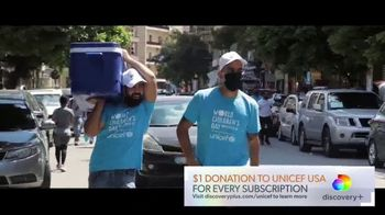 Discovery+ TV Spot, 'Help Save Lives: UNICEF' - Thumbnail 7