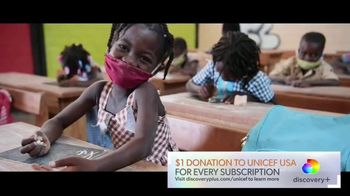 Discovery+ TV Spot, 'Help Save Lives: UNICEF' - Thumbnail 8
